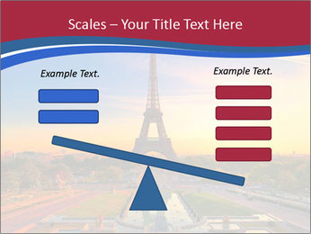 Magic Eiffel Tour PowerPoint Template - Slide 89