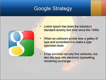 Golden Liquid PowerPoint Templates - Slide 10