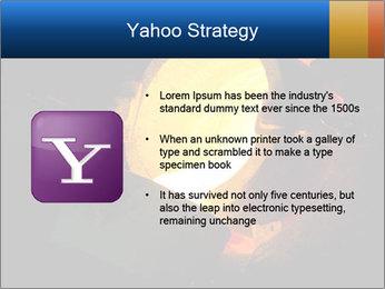 Golden Liquid PowerPoint Templates - Slide 11