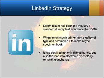Golden Liquid PowerPoint Templates - Slide 12