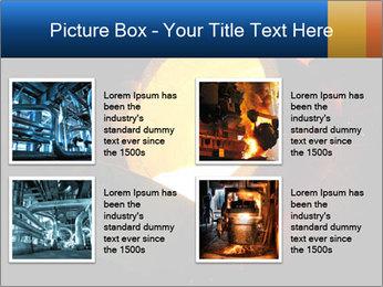 Golden Liquid PowerPoint Templates - Slide 14