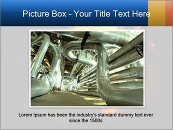 Golden Liquid PowerPoint Templates - Slide 15