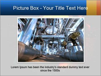 Golden Liquid PowerPoint Templates - Slide 16