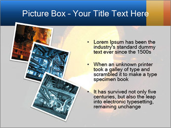 Golden Liquid PowerPoint Templates - Slide 17