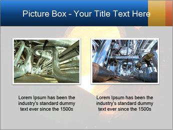 Golden Liquid PowerPoint Templates - Slide 18
