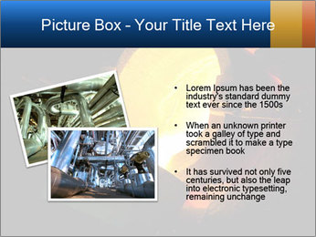 Golden Liquid PowerPoint Templates - Slide 20
