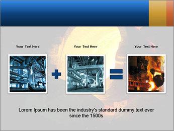 Golden Liquid PowerPoint Templates - Slide 22