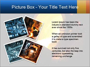Golden Liquid PowerPoint Templates - Slide 23