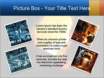 Golden Liquid PowerPoint Templates - Slide 24