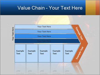 Golden Liquid PowerPoint Templates - Slide 27