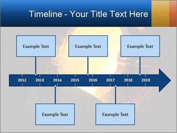 Golden Liquid PowerPoint Templates - Slide 28