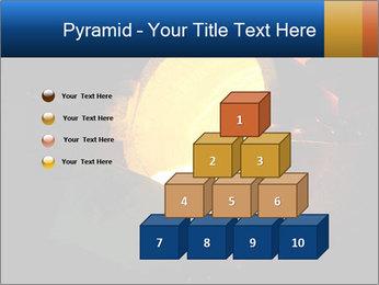 Golden Liquid PowerPoint Templates - Slide 31