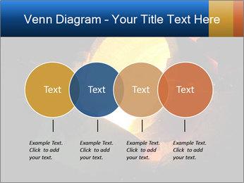 Golden Liquid PowerPoint Templates - Slide 32