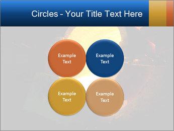 Golden Liquid PowerPoint Templates - Slide 38