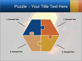 Golden Liquid PowerPoint Templates - Slide 40