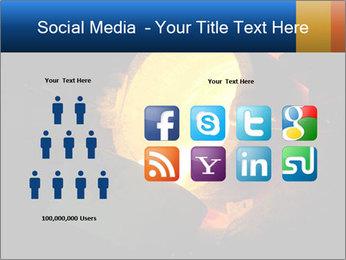 Golden Liquid PowerPoint Templates - Slide 5