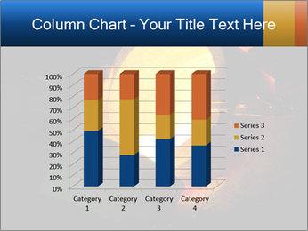 Golden Liquid PowerPoint Templates - Slide 50