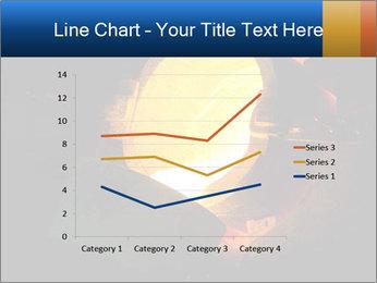 Golden Liquid PowerPoint Templates - Slide 54