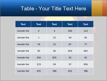Golden Liquid PowerPoint Templates - Slide 55