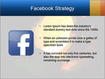 Golden Liquid PowerPoint Templates - Slide 6