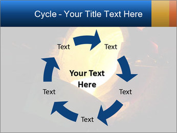 Golden Liquid PowerPoint Templates - Slide 62