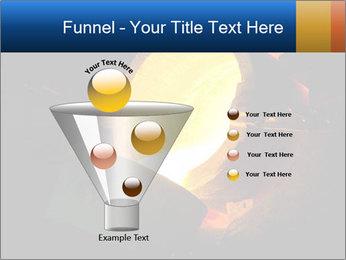 Golden Liquid PowerPoint Templates - Slide 63