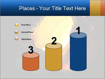 Golden Liquid PowerPoint Templates - Slide 65