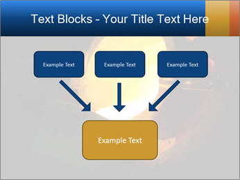 Golden Liquid PowerPoint Templates - Slide 70