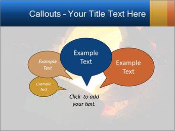 Golden Liquid PowerPoint Templates - Slide 73