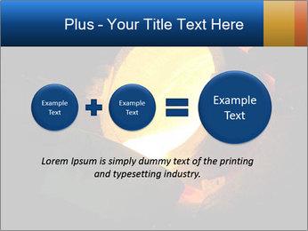 Golden Liquid PowerPoint Templates - Slide 75