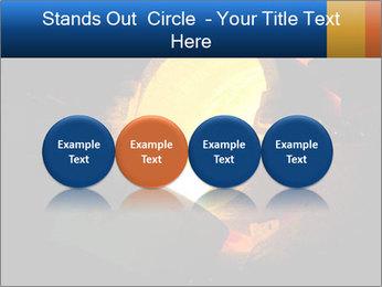 Golden Liquid PowerPoint Templates - Slide 76