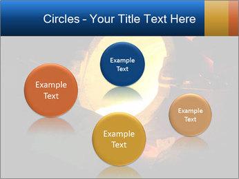 Golden Liquid PowerPoint Templates - Slide 77