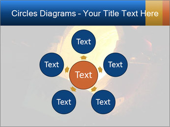 Golden Liquid PowerPoint Templates - Slide 78