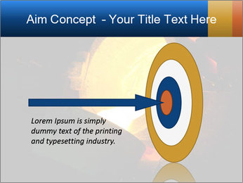 Golden Liquid PowerPoint Templates - Slide 83