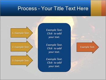 Golden Liquid PowerPoint Templates - Slide 85