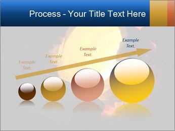 Golden Liquid PowerPoint Templates - Slide 87