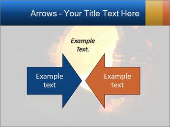 Golden Liquid PowerPoint Templates - Slide 90