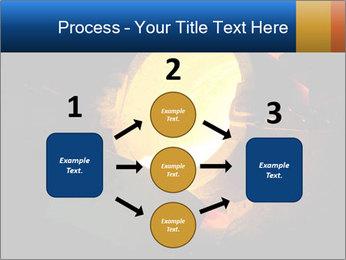 Golden Liquid PowerPoint Templates - Slide 92