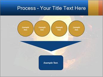 Golden Liquid PowerPoint Templates - Slide 93