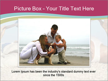 Couple On Coastline PowerPoint Template - Slide 16
