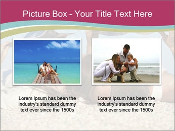 Couple On Coastline PowerPoint Template - Slide 18