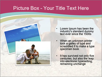 Couple On Coastline PowerPoint Template - Slide 20