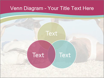 Couple On Coastline PowerPoint Template - Slide 33