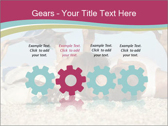 Couple On Coastline PowerPoint Template - Slide 48