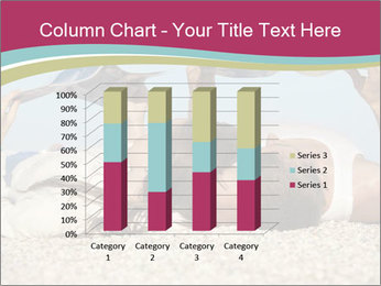 Couple On Coastline PowerPoint Template - Slide 50