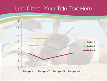 Couple On Coastline PowerPoint Template - Slide 54
