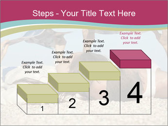 Couple On Coastline PowerPoint Template - Slide 64