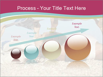 Couple On Coastline PowerPoint Template - Slide 87