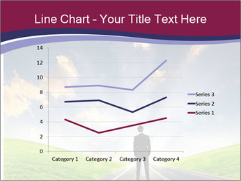 Businessman And Highway PowerPoint Templates - Slide 54