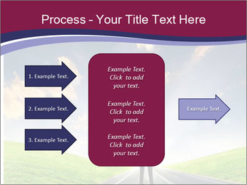 Businessman And Highway PowerPoint Templates - Slide 85